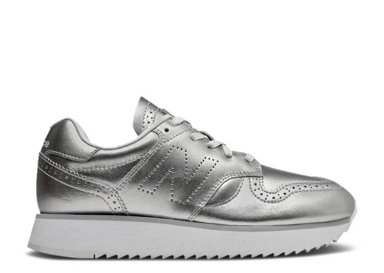 Wmns 520 Platform 'Metallic Silver'