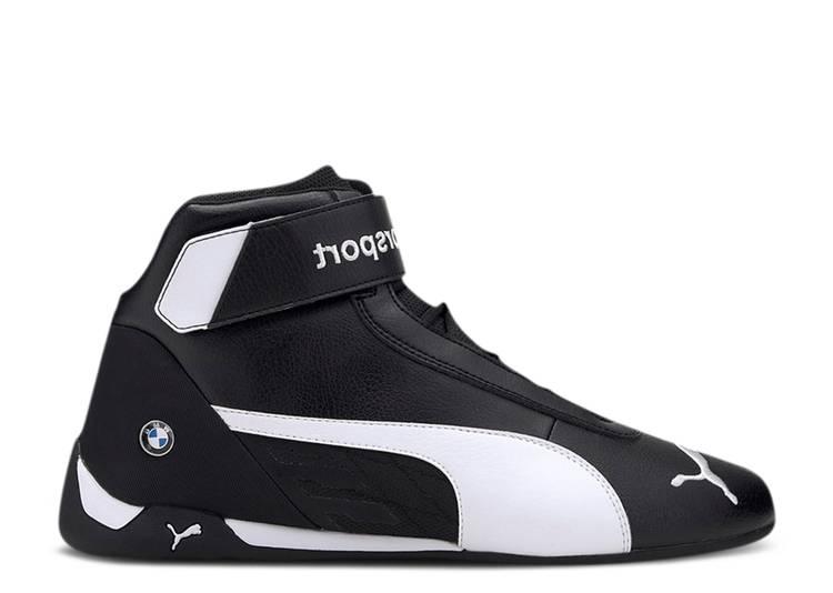 BMW Motorsport x R-Cat Mid 'Black White'