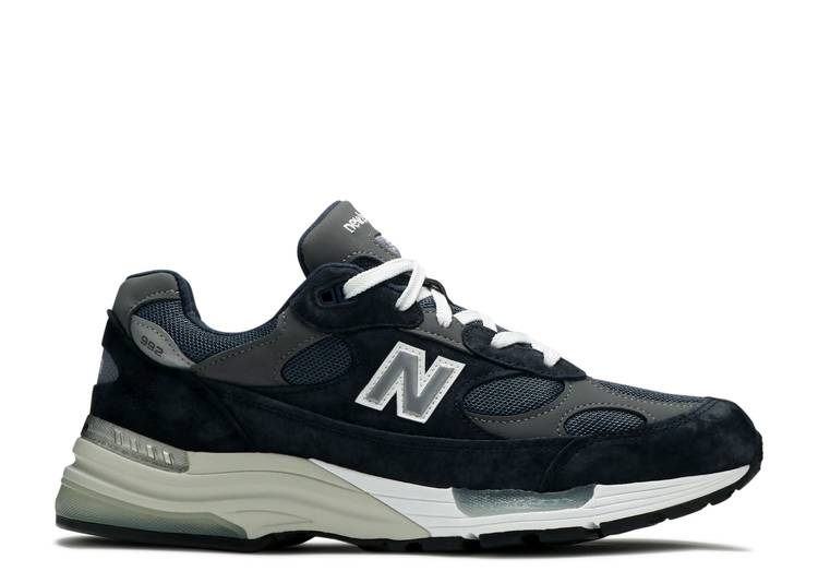 992 Made in USA 'Navy Grey'