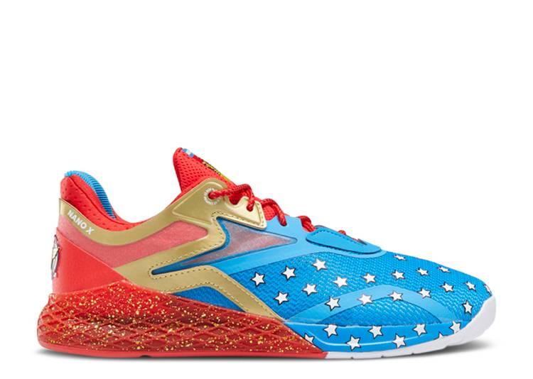 Wonder Woman x Nano X