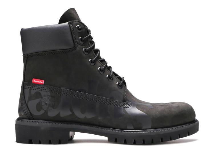 Supreme x 6 Inch Premium Waterproof Boot