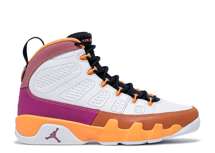 Wmns Air Jordan 9 Retro 'Change The World'