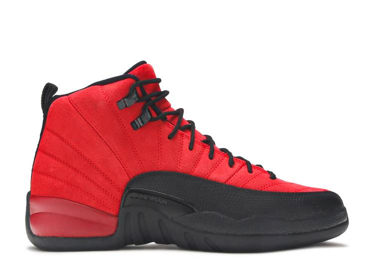 Air Jordan 12 Retro GS 'Reverse Flu Game'