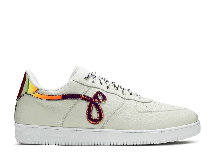 John Geiger GF-01 'Off White Pebbled Leather'