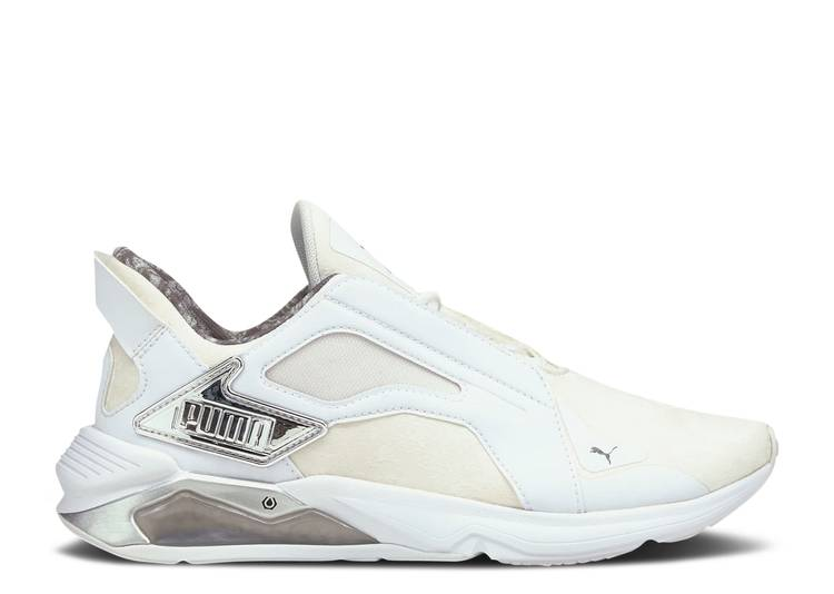 Wmns LQDCELL Method 'Untamed - White Silver'