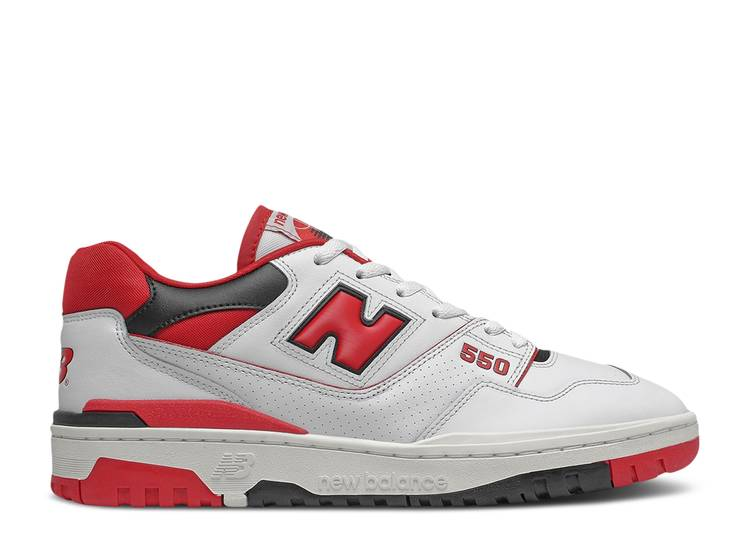 550 'White Team Red'