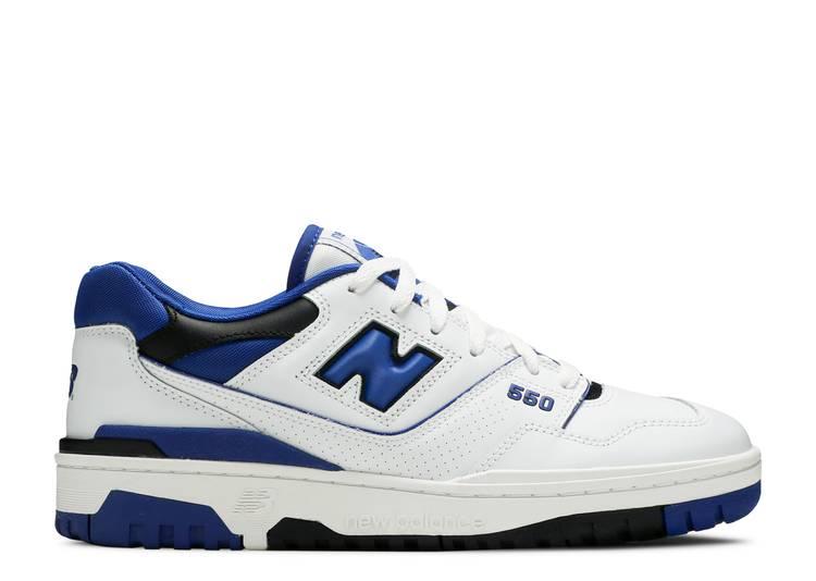 550 'White Blue'