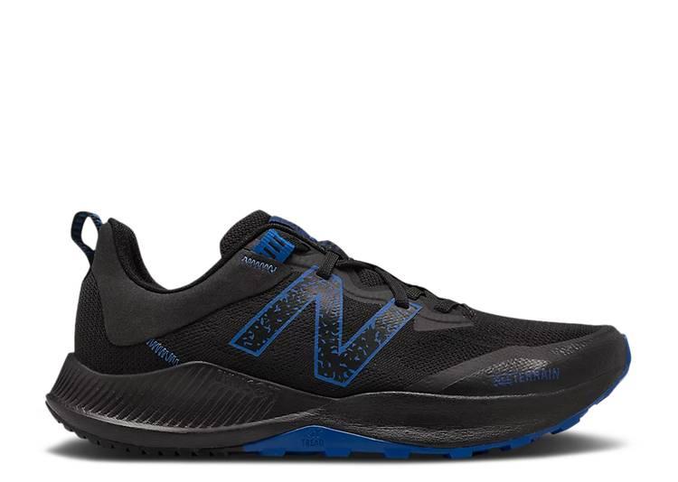 Nitrel v4 'Black Cobalt Blue'
