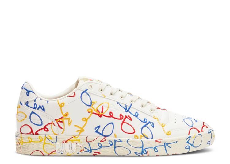 Fashion Geek x Ralph Sampson Lo 'All Over Print'