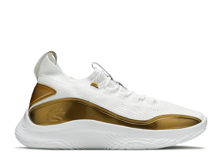 Curry Flow 8 'Gold Blooded'