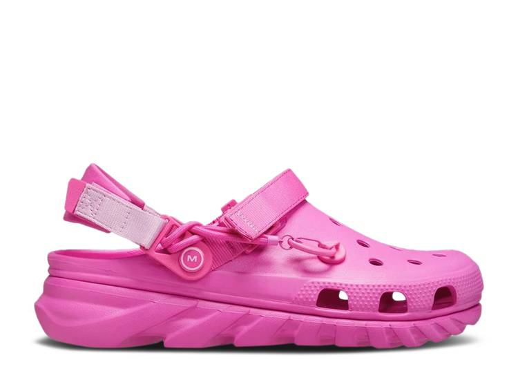 Post Malone x Duet Max Clog 'Electric Pink'