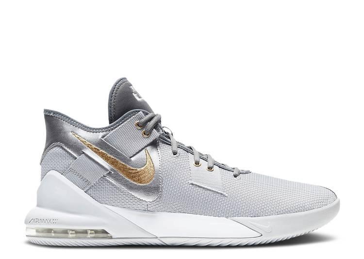 Air Max Impact 2 'Grey Metallic Gold' - Nike - CQ9382 007 - cool ...