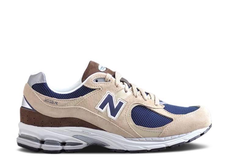 2002R 'Beige Navy Blue'