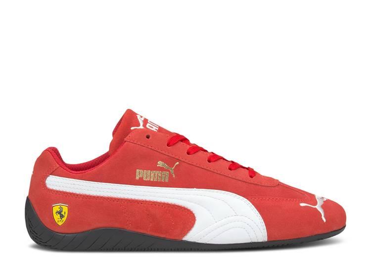 Scuderia Ferrari x Speedcat 'Rosso Corsa'