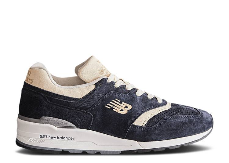Todd Snyder x 997 Made In USA 'Triborough - Navy'
