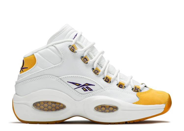 Question Mid GS 'Yellow Toe'