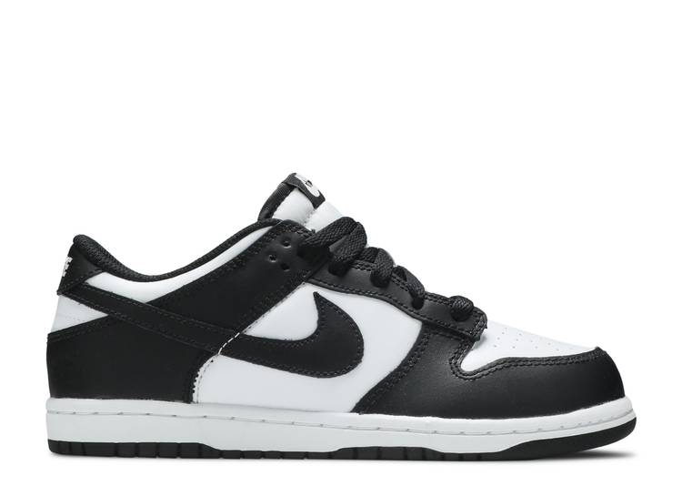 Dunk Low PS 'Black White'
