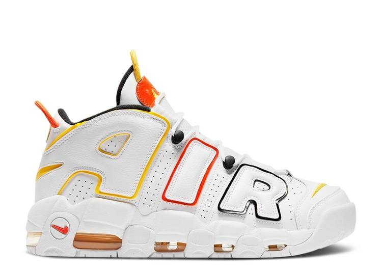 Air More Uptempo 'Rosewell Raygun'