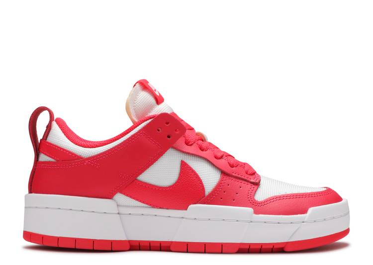 Wmns Dunk Low Disrupt 'Siren Red'