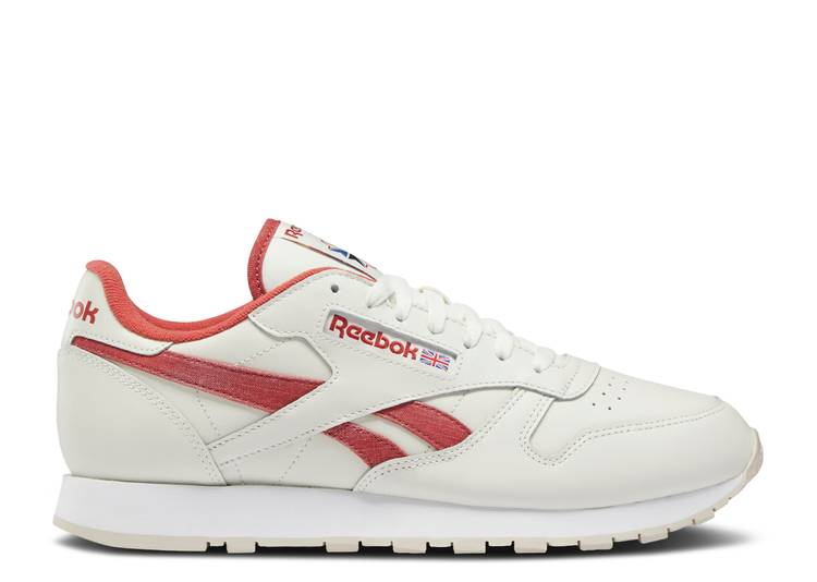 Classic Leather 'Chalk Mars Red'