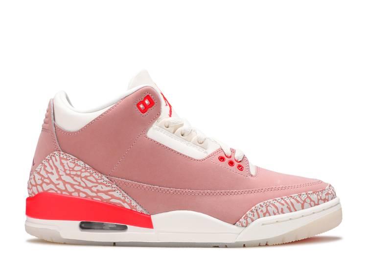Wmns Air Jordan 3 Retro 'Rust Pink'