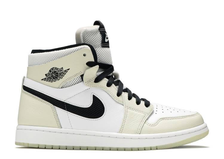 Wmns Air Jordan 1 High Zoom Comfort 'Light Bone'