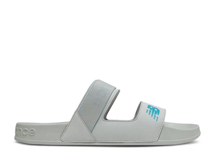 202 Sandal 'Light Aluminum'