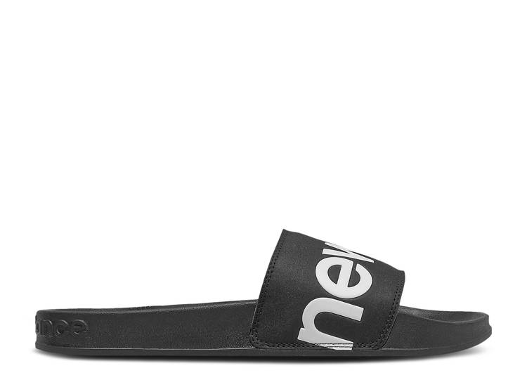200 Slides 4E Wide 'Black'