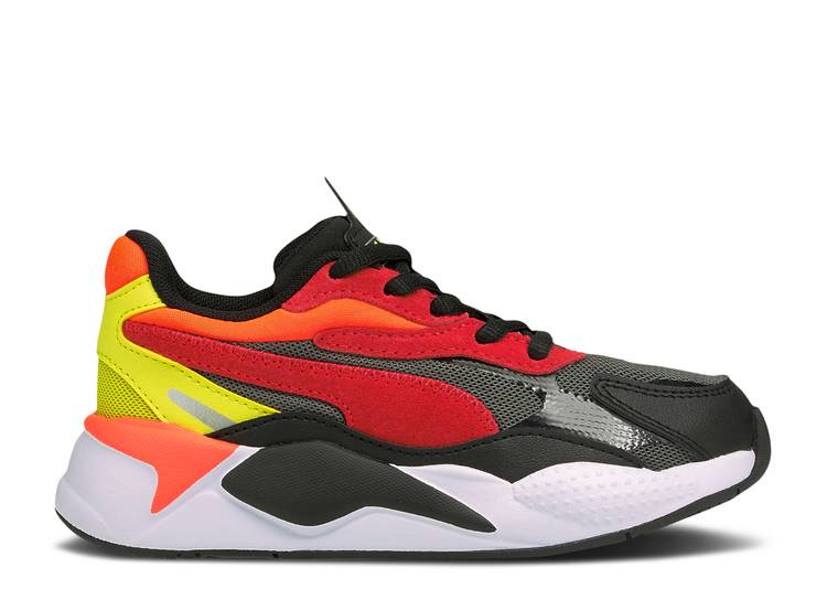 RS-X3 Jr 'Neon Flame'