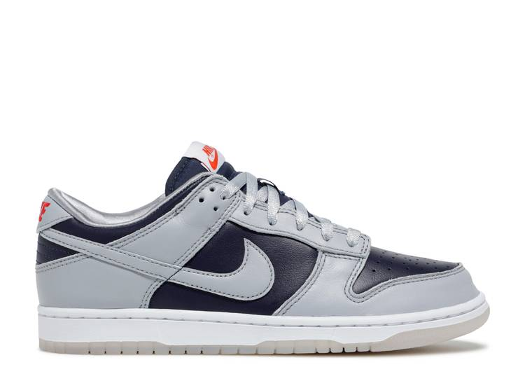 Wmns Dunk Low SP 'College Navy'