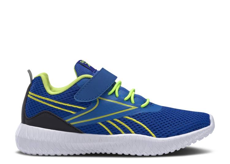 Flexagon Energy Velcro J 'Court Blue'