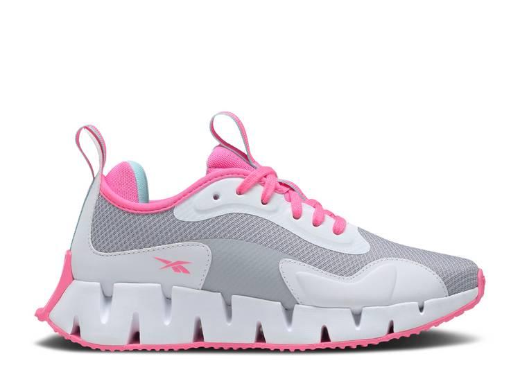 Zig Dynamica J 'Cold Grey Electro Pink'