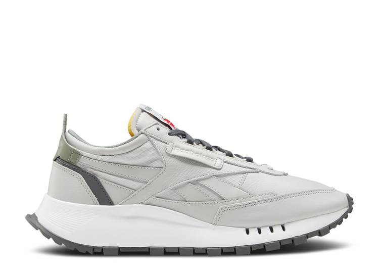 Classic Leather Legacy 'Pure Grey'