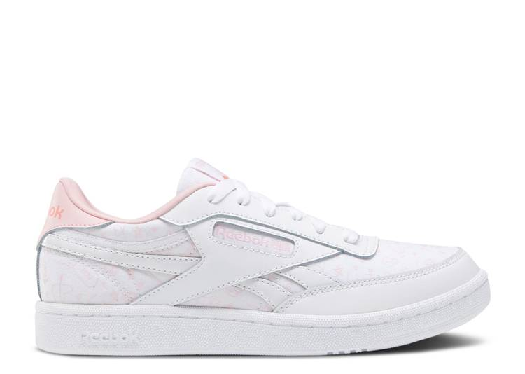 Club C Revenge J 'Valentine's Day - White Pink Glow'