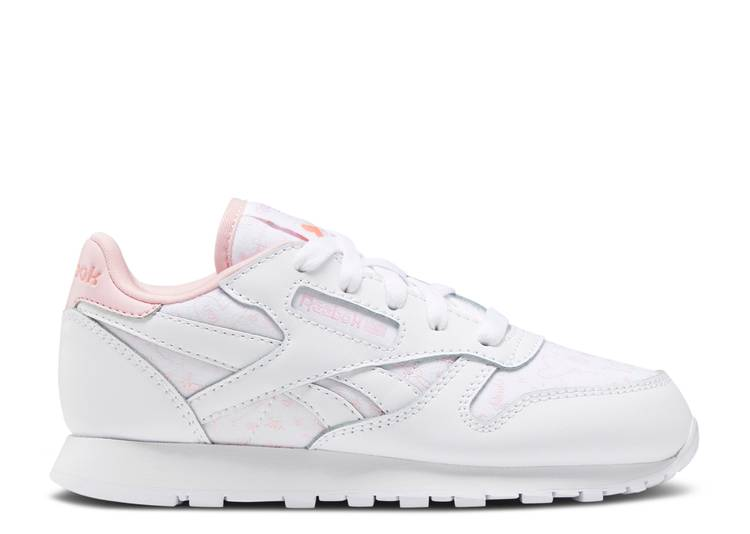 Classic Leather J 'Valentine's Day - White Pink Glow'