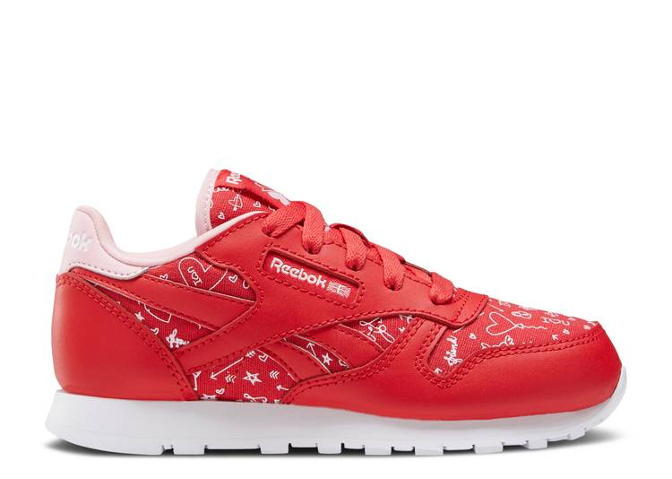 Classic Leather J 'Valentine's Day - Vector Red'