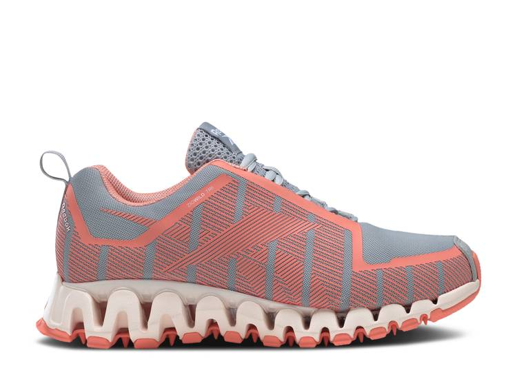 Wmns ZigWild Trail 6 'Grey Twisted Coral'