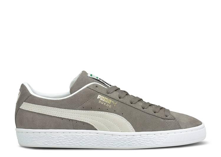 Suede Classic 21 'Steel Grey'