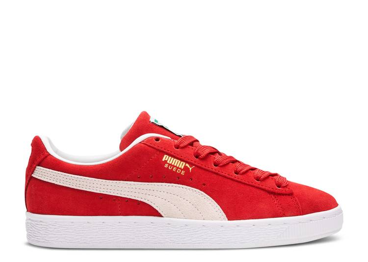 Wmns Suede Classic 21 'High Risk Red'