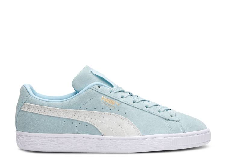 Wmns Suede Classic 21 'Cool Blue'