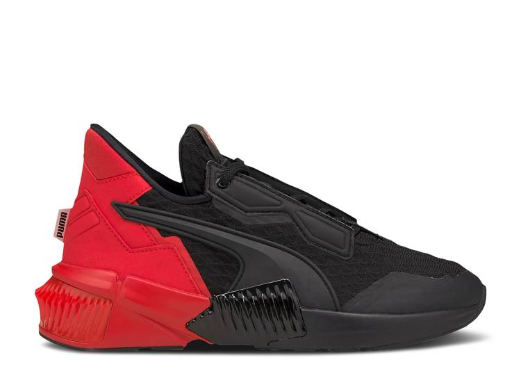 Wmns Provoke XT Block 'Black High Risk Red'