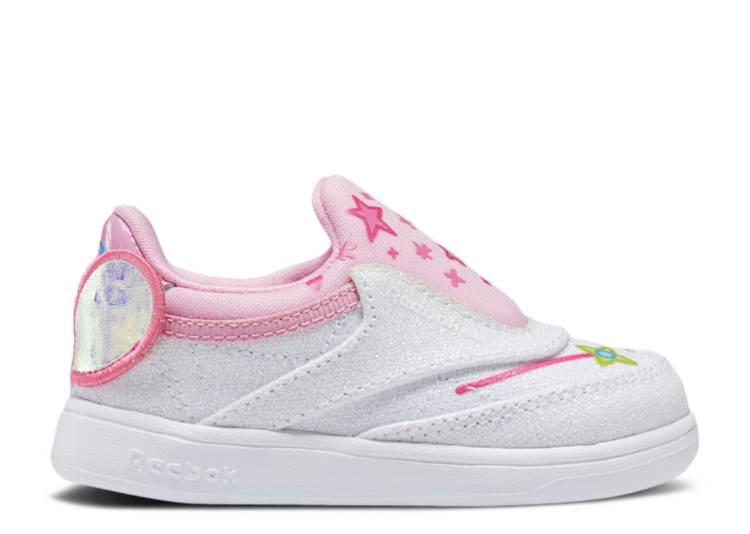 Peppa Pig x Club C Slip-On 4 Toddler 'Icono Pink'