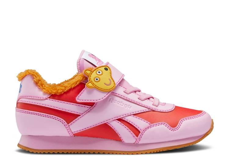 Peppa Pig x Royal Classic Jogger 3 Toddler 'Icono Pink'