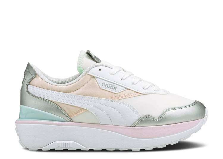 Wmns Cruise Rider 'Chrome Pink Dogwood Silver'