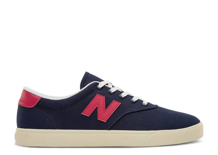 All Coasts 55 2E Wide 'Navy Red'
