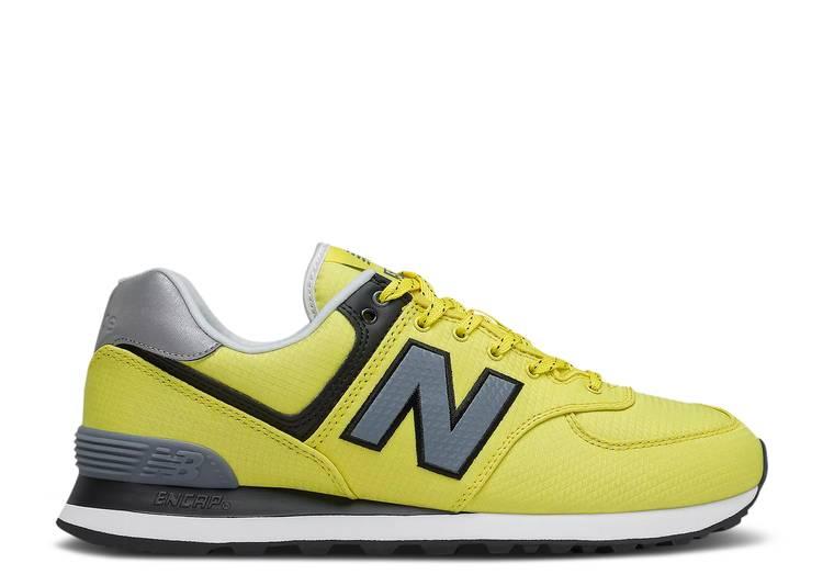 574 4E Wide 'Citra Yellow'
