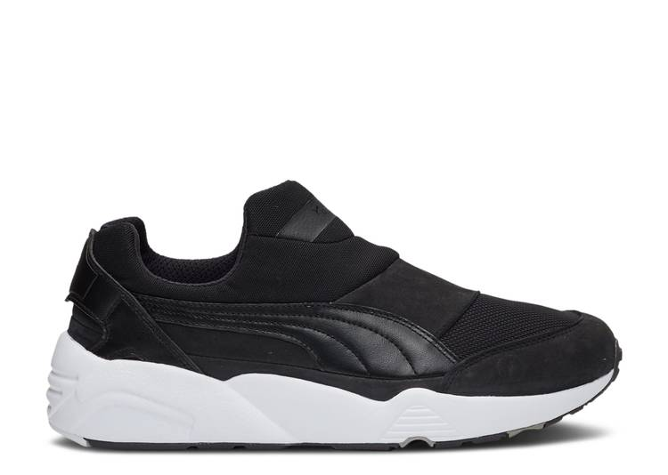 Stampd x Trinomic Sock NM 'Black White'
