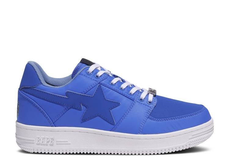 Stash x Bapesta Low M2 'Blue'