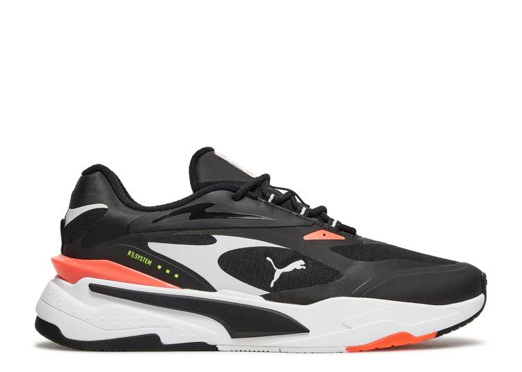 RS-Fast Tech 'Black Fiery Coral