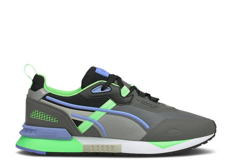 Mirage Tech 'Castlerock Elektro Green'